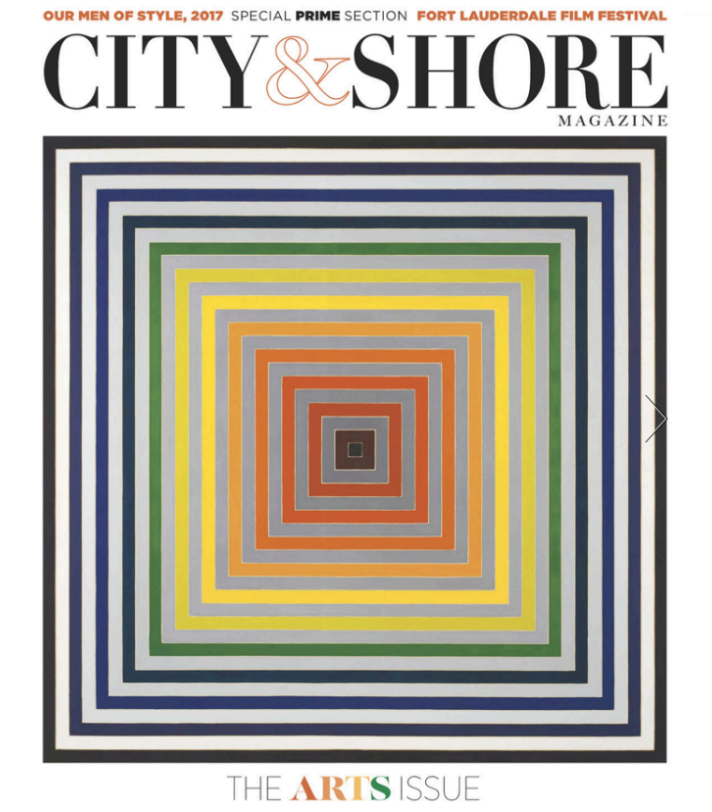 City and Shore Cover